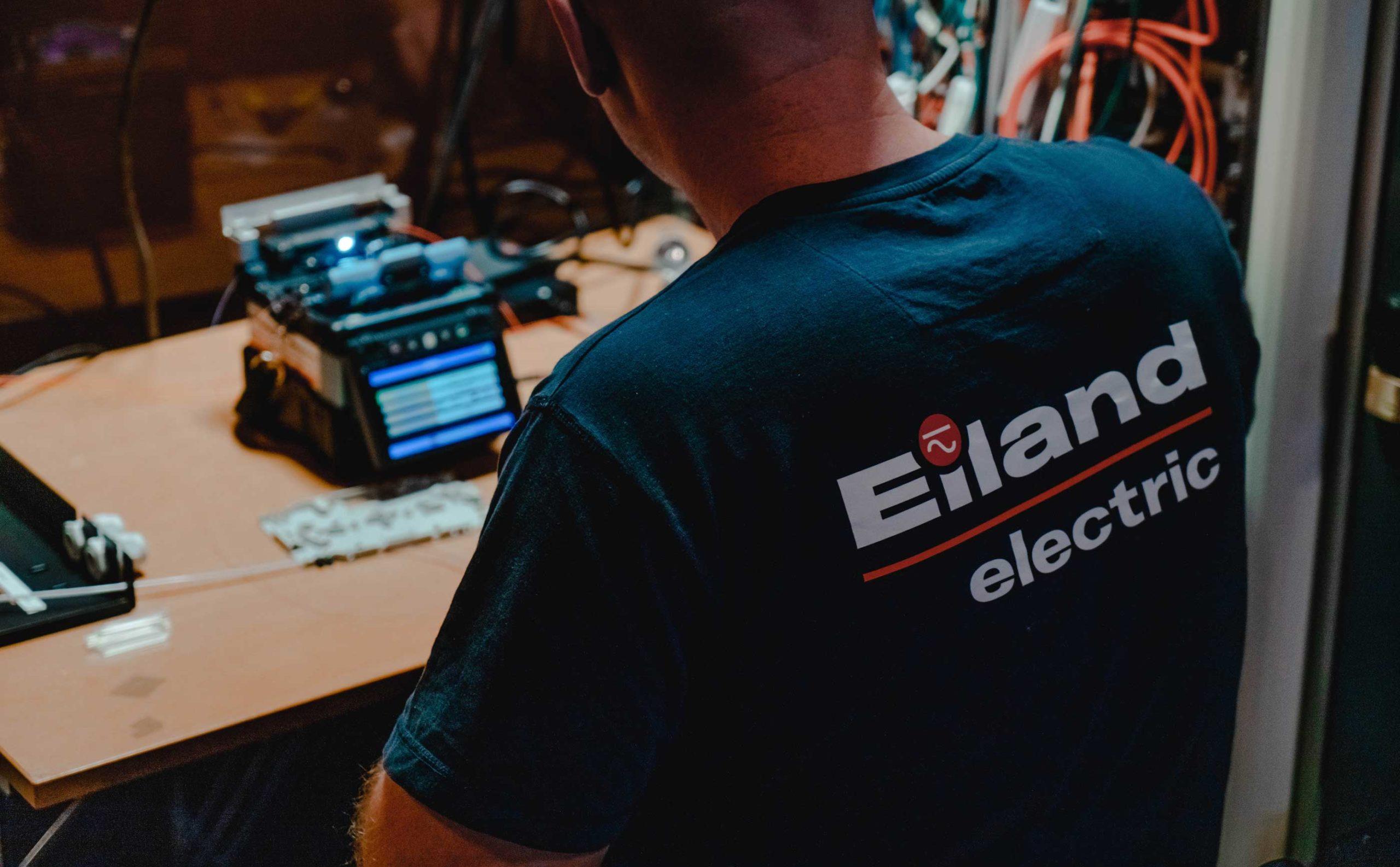 Eiland Electric hjælper dig med dit projekt